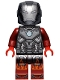 Minifig No: sh654  Name: Iron Man Blazer Armor
