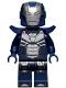 Minifig No: sh655  Name: Iron Man Tazer Armor
