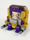 Minifig No: sh656s  Name: MODOK with Stickers - Brick Built