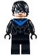 Minifig No: sh659  Name: Nightwing - Rebirth