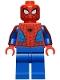 Minifig No: sh684  Name: Spider-Man - Printed Arms