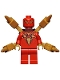 Minifig No: sh692  Name: Spider-Man - Iron Spider Suit