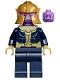Minifig No: sh696  Name: Thanos - Plain Dark Blue Legs
