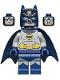 Minifig No: sh703  Name: Batman - Classic TV Series, Goggles and Light Bluish Gray Torso