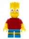 Minifig No: sim026  Name: Bart Simpson