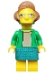Minifig No: sim040  Name: Edna Krabappel - Minifigure only Entry