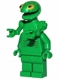 Minifig No: sp091  Name: Space Police 3 Alien - Frenzy