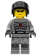 Minifig No: sp109  Name: Space Police 3 Officer 10