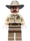 Minifig No: st007  Name: Chief Jim Hopper