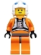 Minifig No: sw0012  Name: Dak Ralter with Dark Gray Hips