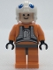 Minifig No: sw0012b  Name: Dak Ralter (with Dark Bluish Gray Hips and Light Flesh Head)