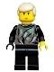 Minifig No: sw0018  Name: Luke Skywalker (Endor)