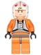Minifig No: sw0090  Name: Luke Skywalker (Pilot, Light Flesh)