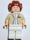 Minifig No: sw0113  Name: Princess Leia (Hoth Outfit, Bun Hair)