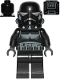 Minifig No: sw0166a  Name: Shadow Trooper - Short Line on Back