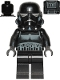 Minifig No: sw0166b  Name: Shadow Trooper - Long Line on Back