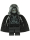 Lot ID: 181830323  Minifig No: sw0210  Name: Emperor Palpatine - Light Bluish Gray Head, Black Hands