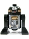 Minifig No: sw0213  Name: Astromech Droid, R2-Q5