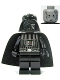 Minifig No: sw0232  Name: Darth Vader (Death Star torso - no Eyebrows)