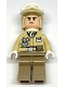 Minifig No: sw0259  Name: Hoth Rebel Trooper (Orange Chin Dimple)