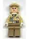 Minifig No: sw0259  Name: Hoth Rebel Trooper (Orange Chin Dimple)