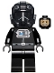 Minifig No: sw0268a  Name: TIE Fighter Pilot (Patterned Head)