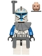 Minifig No: sw0314  Name: Captain Rex with Helmet Antenna / Rangefinder