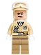 Minifig No: sw0425  Name: Hoth Rebel Trooper Tan Uniform (Moustache)