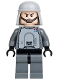 Minifig No: sw0426  Name: Imperial Officer with Battle Armor (Captain / Commandant / Commander) - Chin Strap