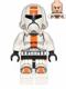 Minifig No: sw0440  Name: Republic Trooper