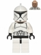 Minifig No: sw0442  Name: Clone Trooper