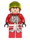 Minifig No: sw0455  Name: Rebel Pilot B-wing (Reddish Brown Helmet)