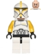 Minifig No: sw0481  Name: Clone Trooper Commander
