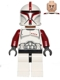 Minifig No: sw0492  Name: Clone Trooper Captain