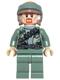 Minifig No: sw0507  Name: Endor Rebel Trooper (Sand Green)