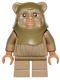 Minifig No: sw0508  Name: Ewok Warrior