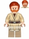 Minifig No: sw0535  Name: Obi-Wan Kenobi (Dark Tan Printed Legs)