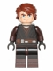 Minifig No: sw0542  Name: Anakin Skywalker (Dark Brown Legs)