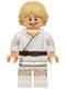 Minifig No: sw0551  Name: Luke Skywalker (Tatooine, White Legs, Detailed Face Print)