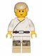 Minifig No: sw0566  Name: Luke Skywalker (Tatooine) - 2014 version