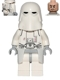 Minifig No: sw0568  Name: Snowtrooper, Light Bluish Gray Hips, Light Bluish Gray Hands, White Kama