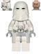 Minifig No: sw0568  Name: Snowtrooper, Light Bluish Gray Hips, Light Bluish Gray Hands, White Kama