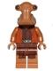 Minifig No: sw0570  Name: Ithorian Jedi Master