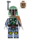 Minifig No: sw0610  Name: Boba Fett - Pauldron, Helmet, Jet Pack, Printed Arms and Legs