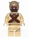 Minifig No: sw0620  Name: Tusken Raider - Head Spikes, Crossed Belts