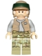 Minifig No: sw0646  Name: Endor Rebel Trooper 2 (Olive Green) (Commander Rex)