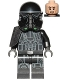Minifig No: sw0796  Name: Imperial Death Trooper (Specialist / Commander)