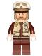 Minifig No: sw0804  Name: Rebel Trooper, Goggles, Dark Tan Helmet, Brown Beard (Corporal Rostok)