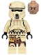 Minifig No: sw0815  Name: Scarif Stormtrooper (Shoretrooper)