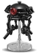 Minifig No: sw0847  Name: Imperial Probe Droid, Black Sensors, with Stand